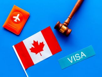 Canada Visa online application